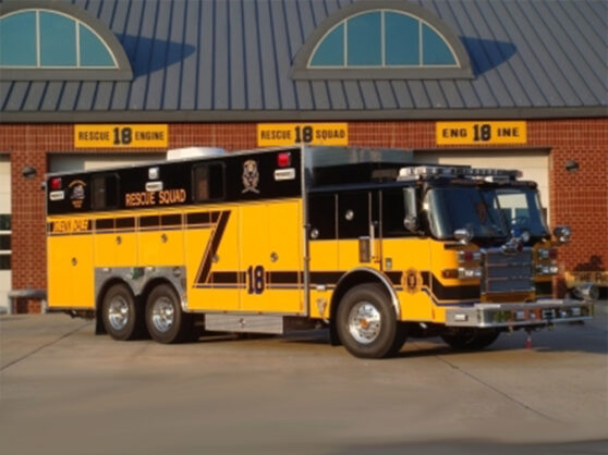 feature image for Rescue Squad.